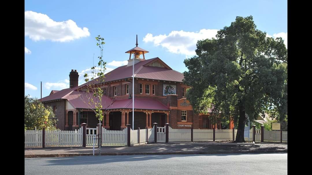 No Plans for Court Service Cutbacks