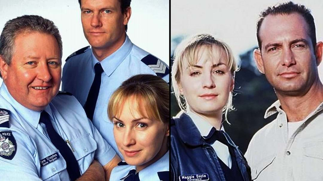 Move Over Netflix, Blue Heelers Is Coming To DVD