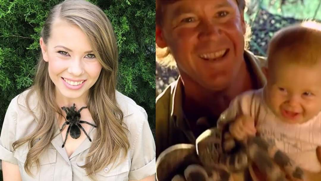 Bindi Irwin Has Uploaded The Sweetest Home Videos Of Her Late Father