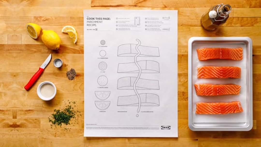 IKEA's Genius Way To Get Anyone Cooking Like A Master Chef
