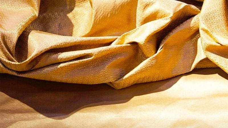 Article heading image for These 24-Carat Gold Bedsheets Will Make You Feel Fancy AF