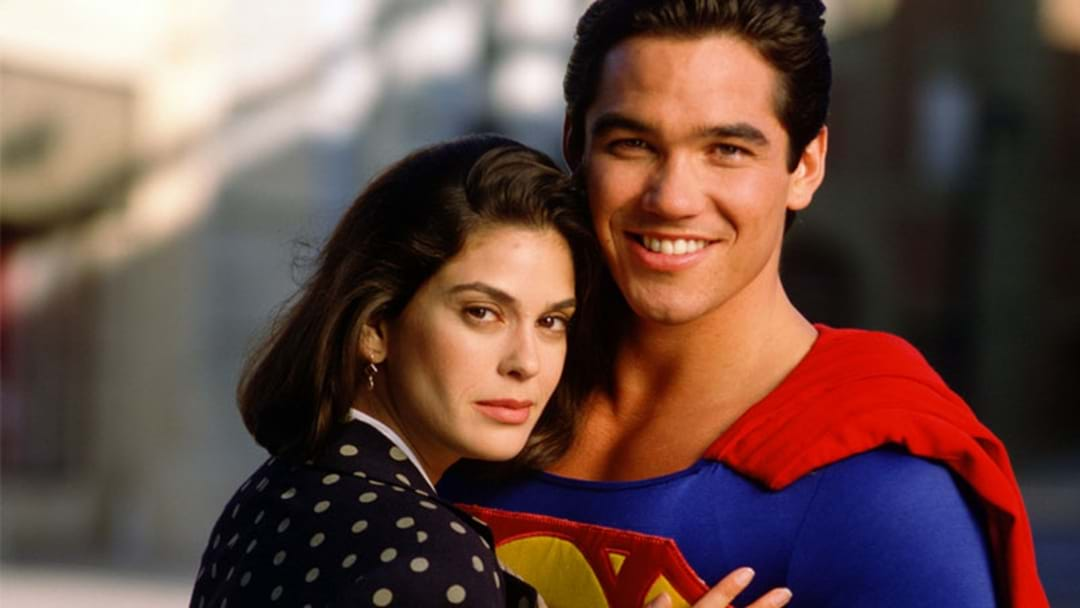 Lois & Clark Just Had A Reunion On Top Of The Harbour Bridge!