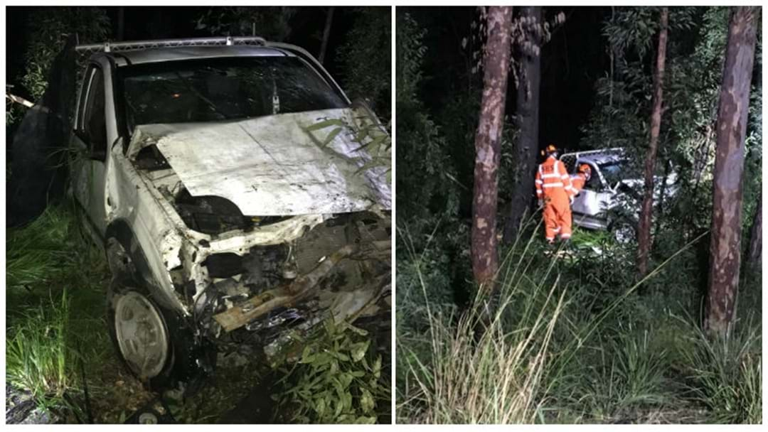 Karuah Crash Baffles Authorities