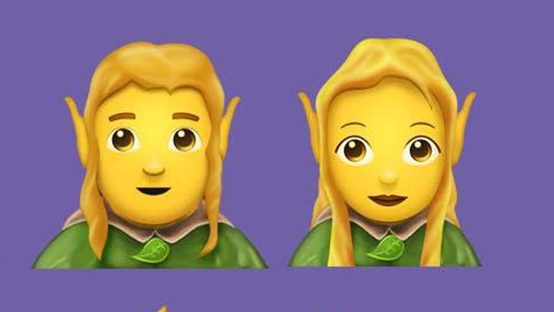 There Are 56 New Emojis Coming & They All Look Like They're From Mordor
