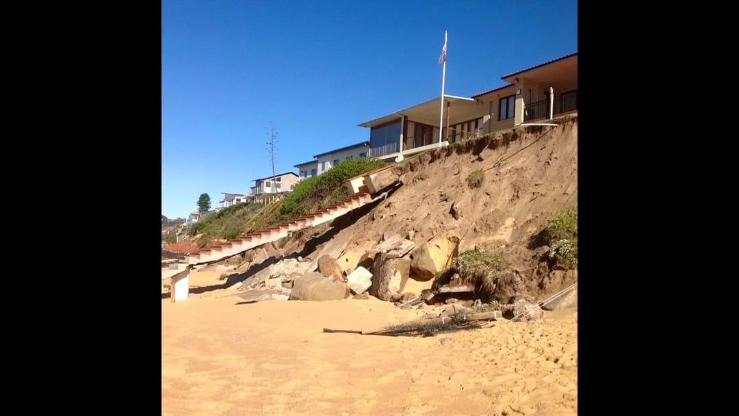 Terrigal MP urges Council to start seawall proposal