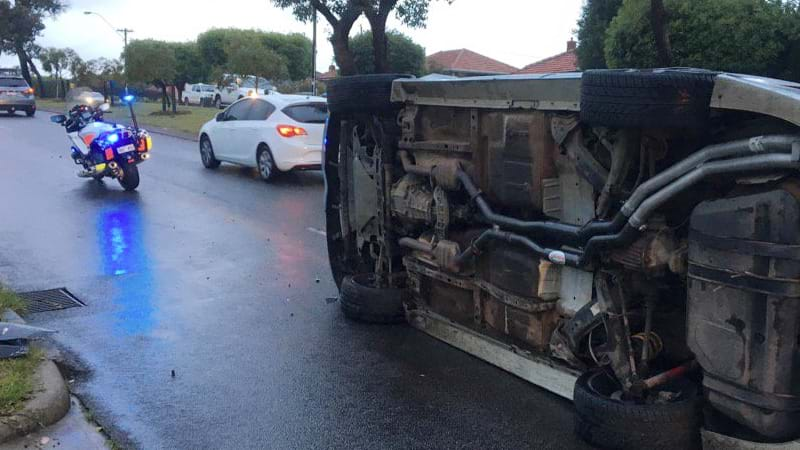 Article heading image for Perth P-Plater's Lucky Escape
