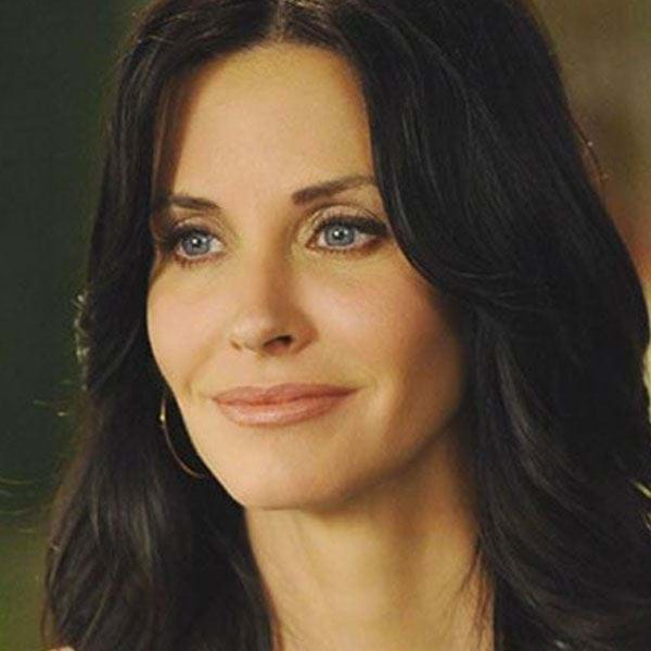 Courteney Cox Ditches Fillers