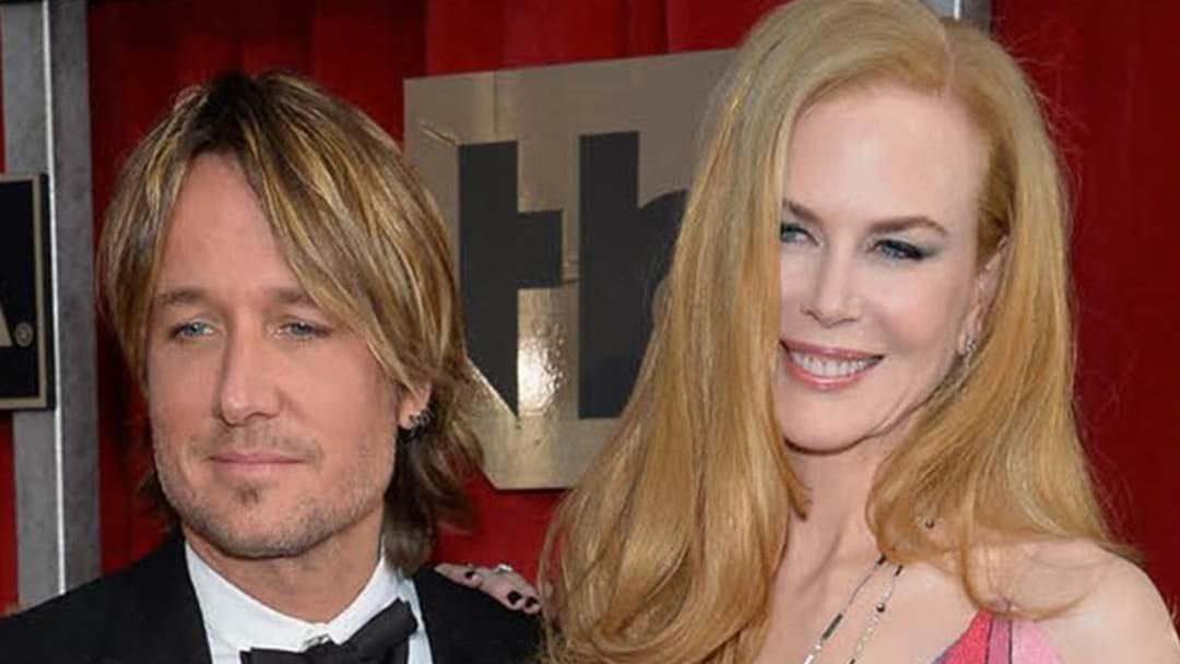 Keith Urban Reveals How He & Nicole Kidman Keep Their Family Together