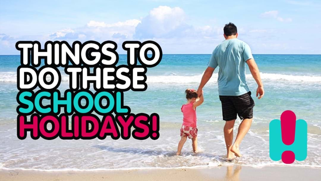 Things to do these School Holidays on the GC!