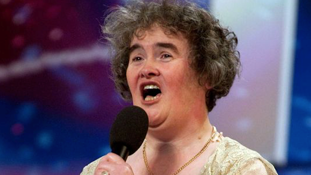 Susan Boyle Attacked By Gang Of 15 Teenagers