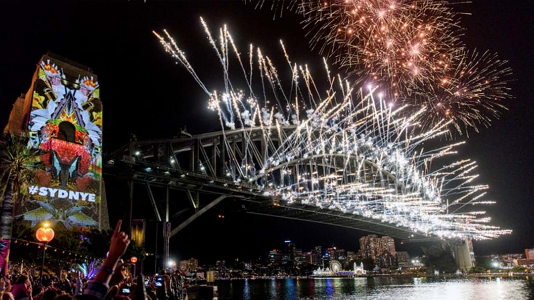 10 Of The Best Photos From Sydney's Last New Years Eve