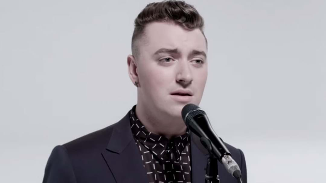 Sam Smith Reveals DRAMATIC Weight Loss Transformation