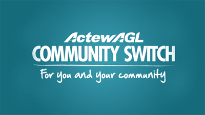 ActewAGL Community Switch