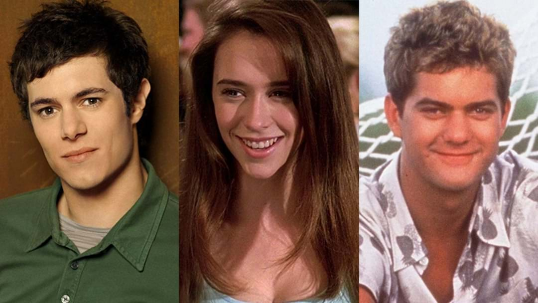 12 Old School Crushes We're Still In Love With