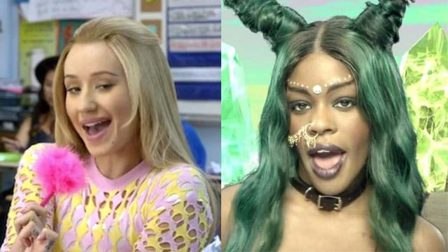Iggy Azalea Is Working With Azealia Banks Now & We're Very Confused