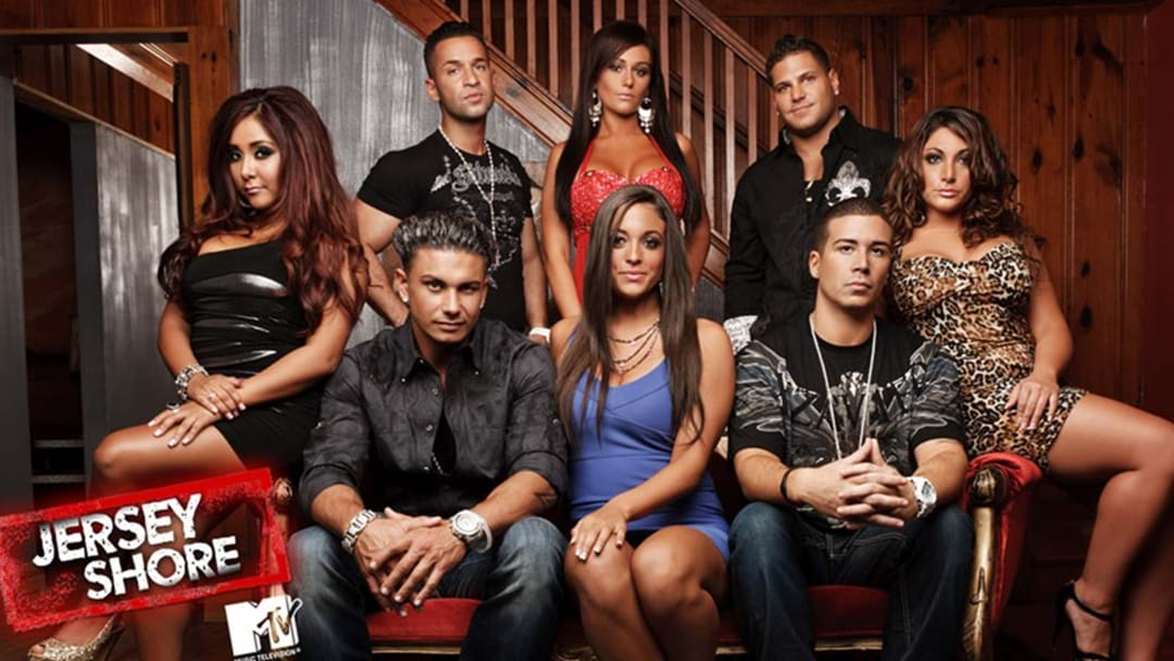 Your Favourite 'Jersey Shore' Stars Have Reunited For Deena's Wedding!