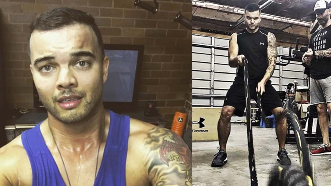 Guy Sebastian FLASHED His SIX-PACK And We Can't Cope