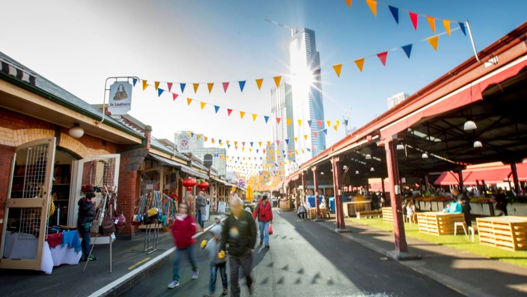 Victoria Market To Get $250 Million Make Over