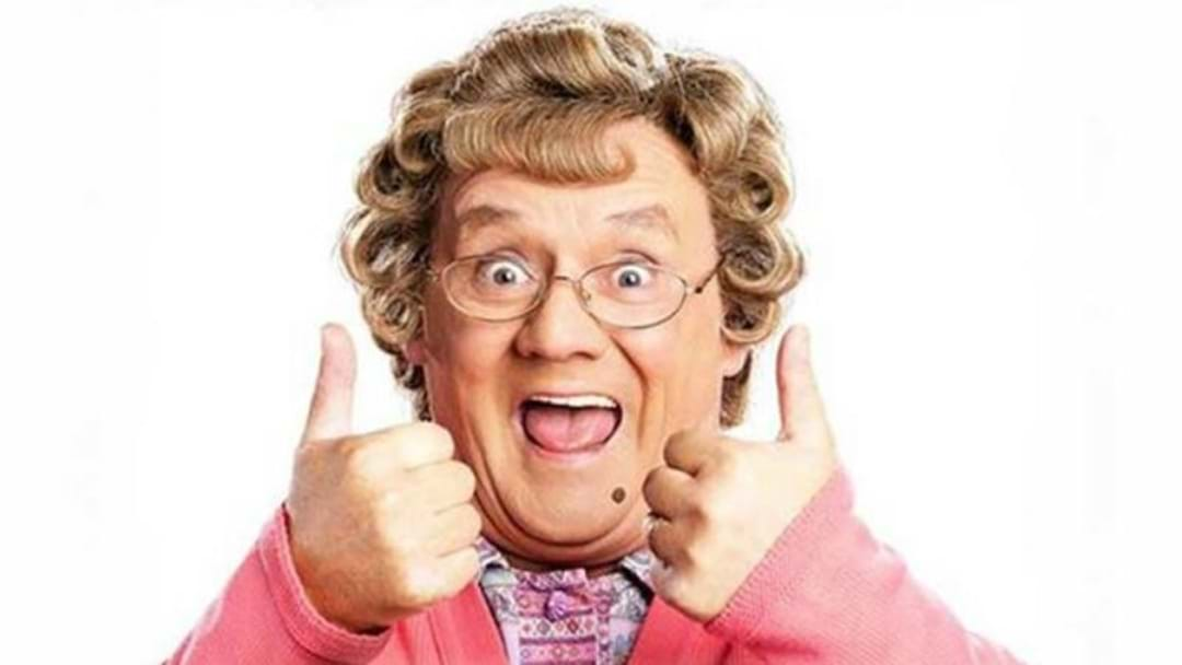 Mrs Brown's Boys Heading Back To Sydney For New Show