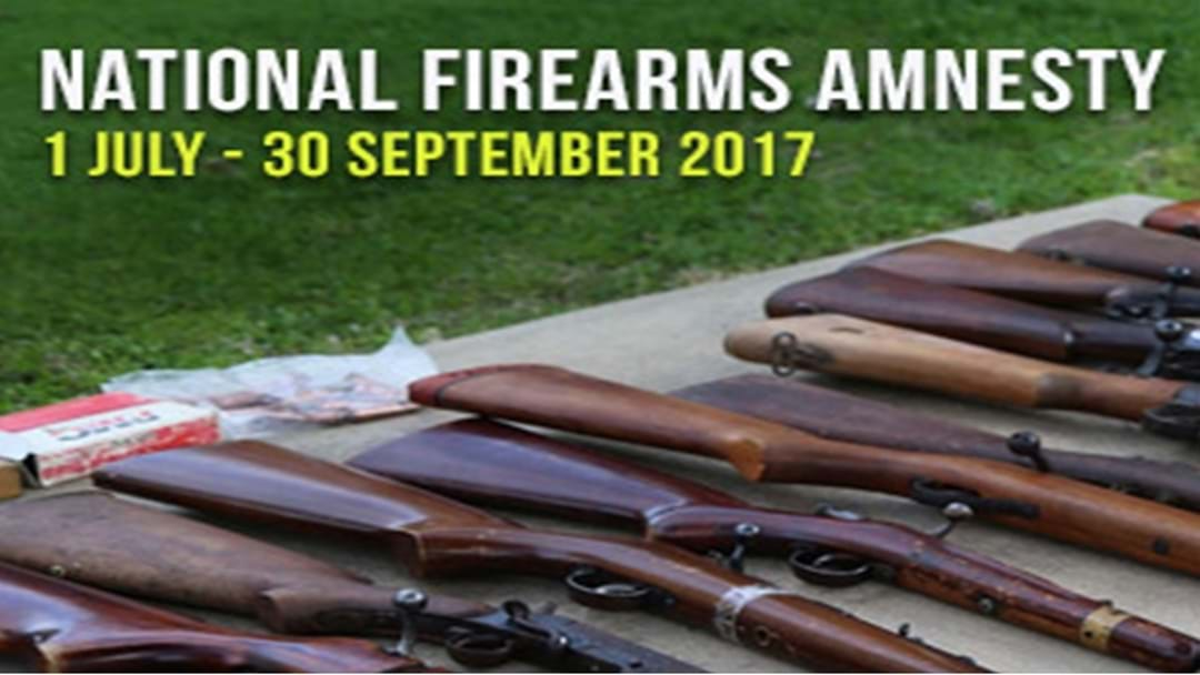 Southern Downs Residents with Unregistered Firearms are Being Urged to Hand Them in Now