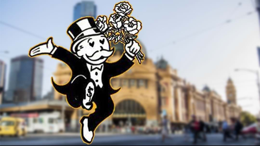 There's A Giant Immersive Monopoly Game In Melbourne Right Now