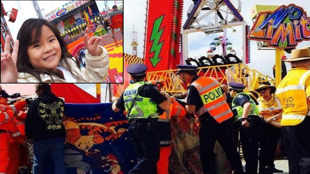 Ride Owners Fined Over 8 Y.O Death But Won't Have To Pay