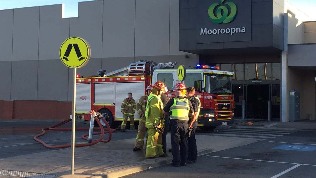 Police Appeal For Witnesses To Mooroopna Woolies Fire