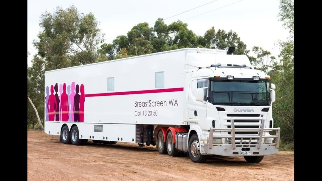 Free mammograms for Coolgardie women