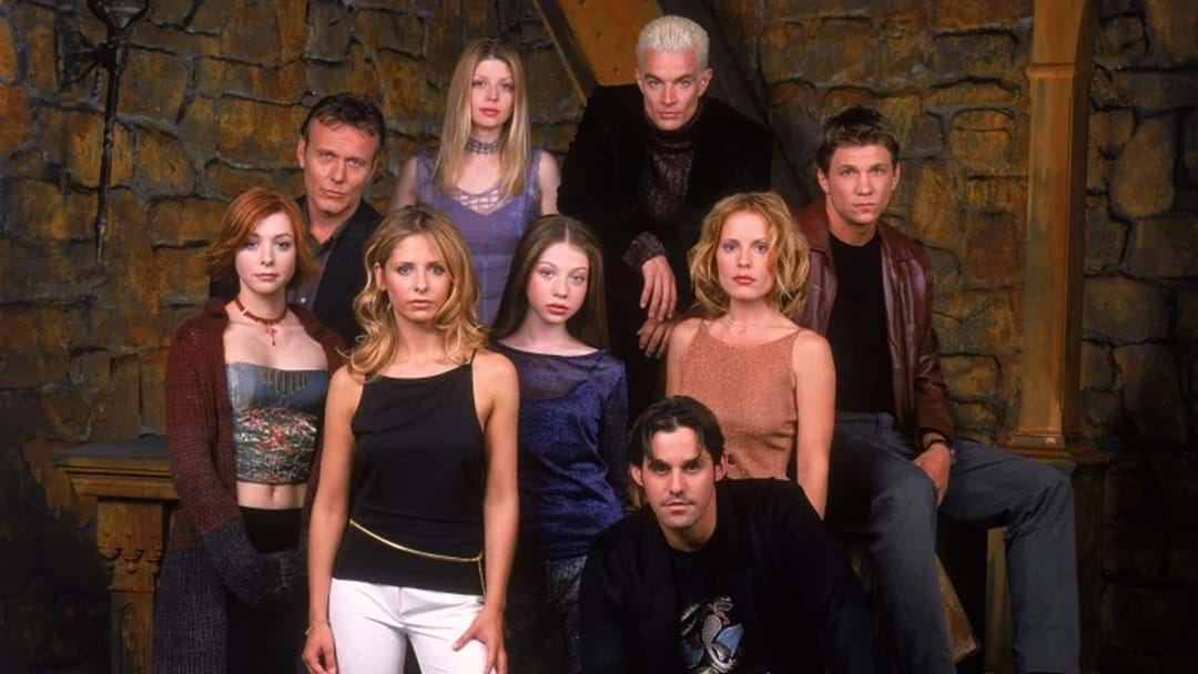 A Mini Buffy Reunion Is Happening Soon In Adelaide