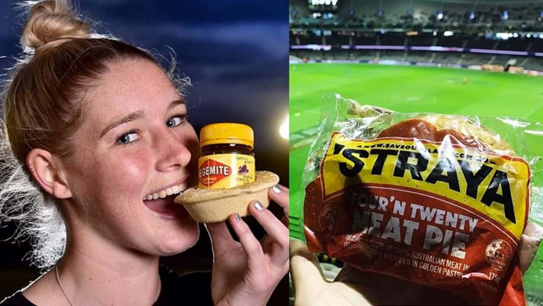 Four'N Twenty Are Launching Vegemite & Cheese Pies!