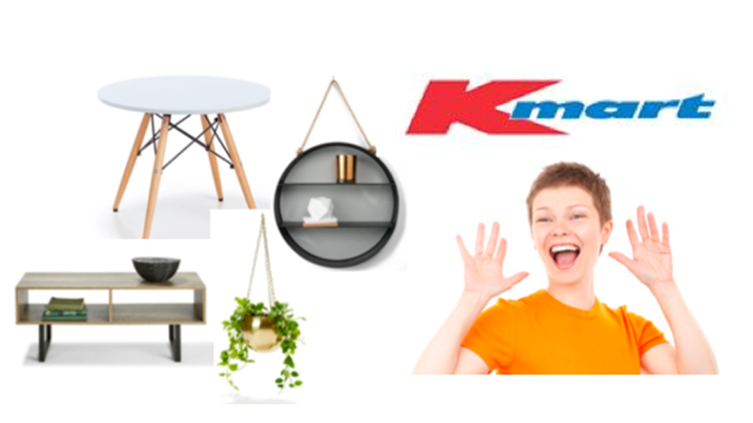 Kmart's New Range Is Officially On Sale And TAKE OUR MONEY