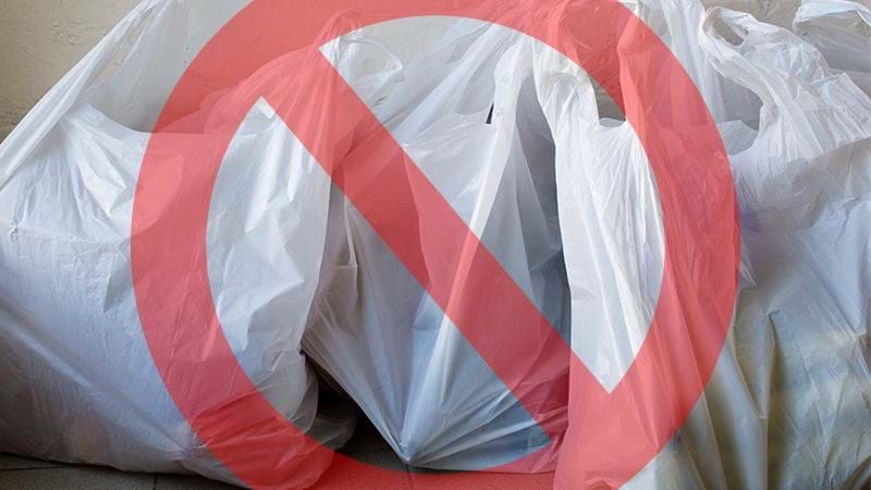 Supermarket Giants Phase Out Single-Use Plastic Bags