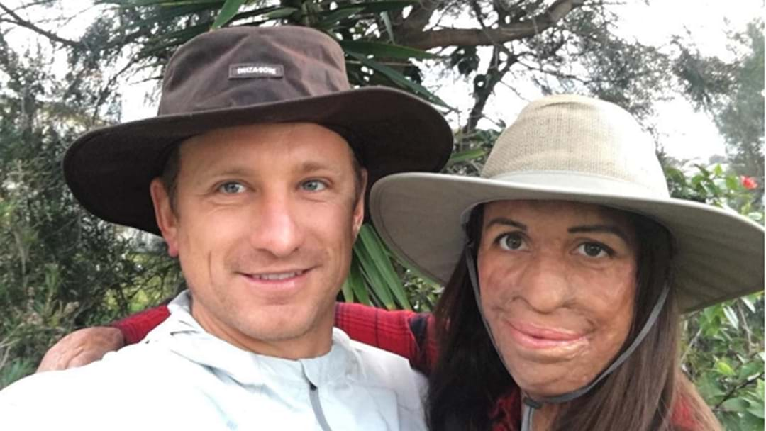 Turia Pitt Has Shared The First Photo Of Her Gorgeous Baby Bump!