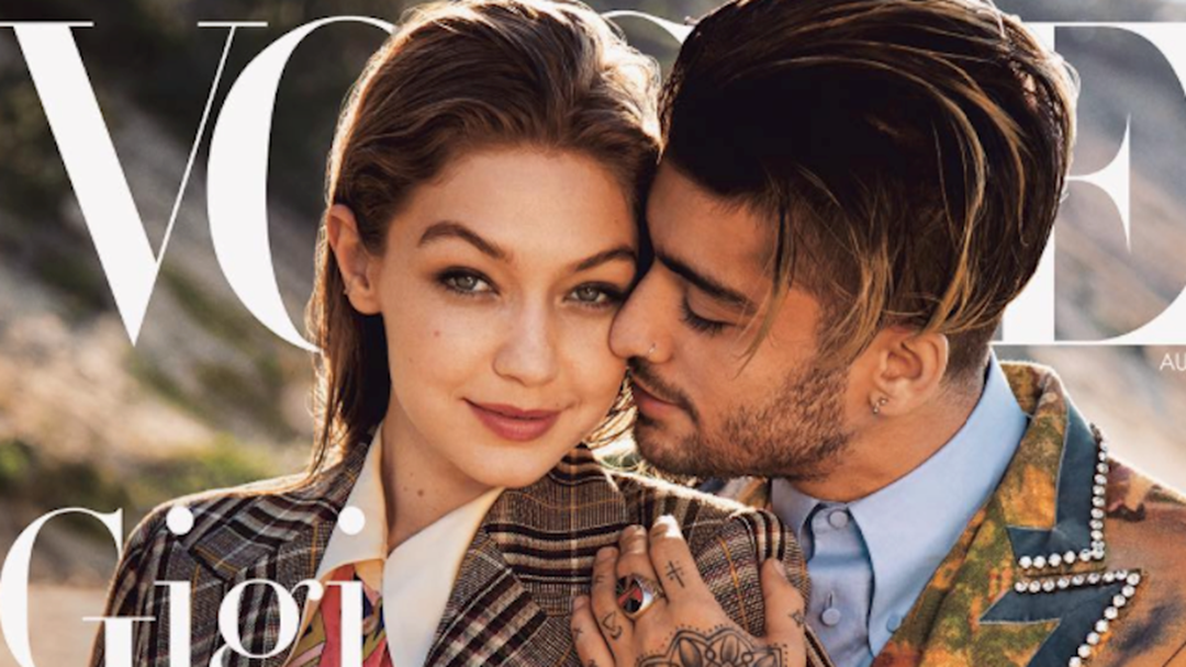 Fans SLAM Gigi Hadid & Zayn Malik For Vogue Cover