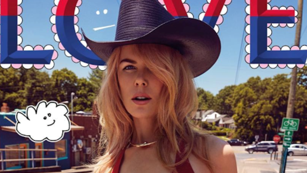 Nicole Kidman Proved She'll ALWAYS Be Our Crush In Swimsuit Shoot