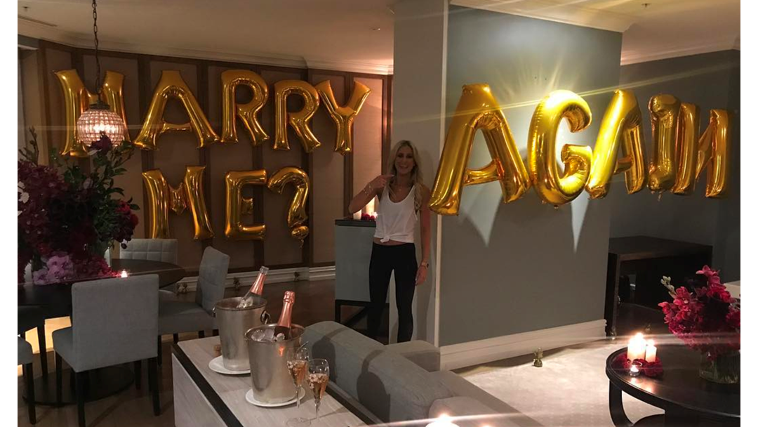 Roxy Jacenko Just Got Proposed To... Again!