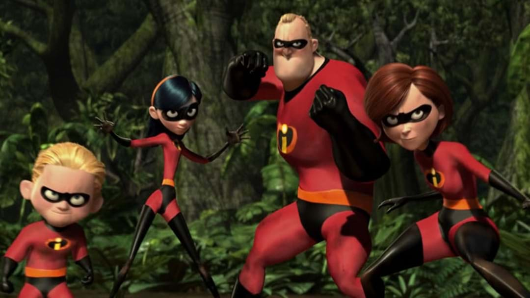WATCH: The 'Incredibles 2' Trailer Is FINALLY Here!