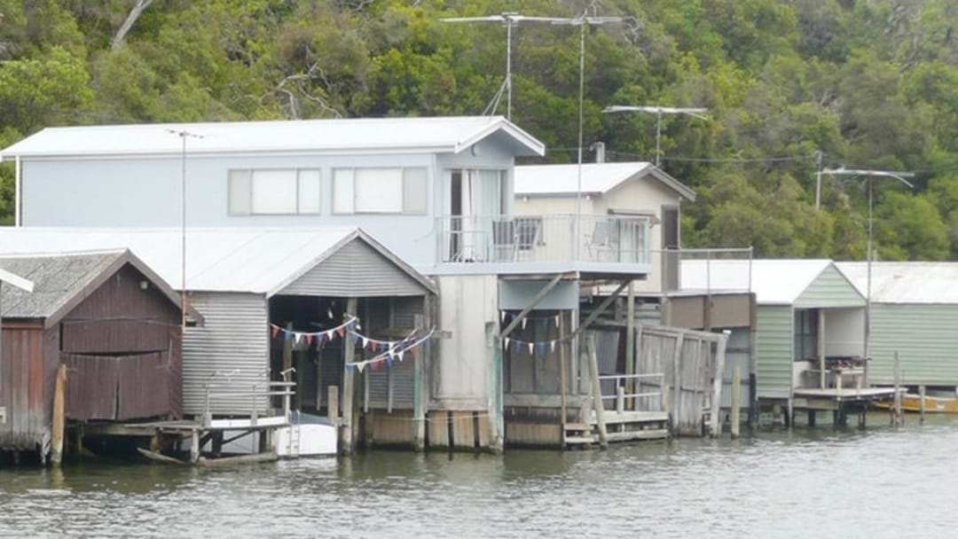 Historic river shacks along the Glenelg River to be destroyed