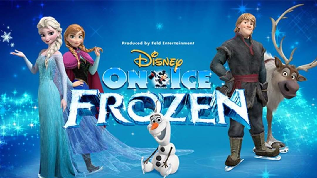 Today Is The Last Day To See Disney's Frozen On Ice In Sydney