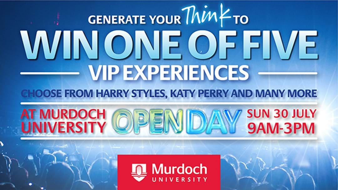 Generate your Think to win a VIP Experience to Harry Styles, Katy Perry & more