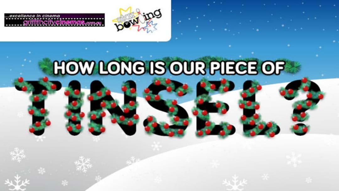 How Long is our Piece of Tinsel