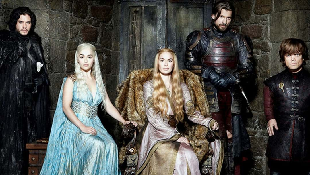 The Original Cast Of Games Of Thrones Has Been REVEALED!