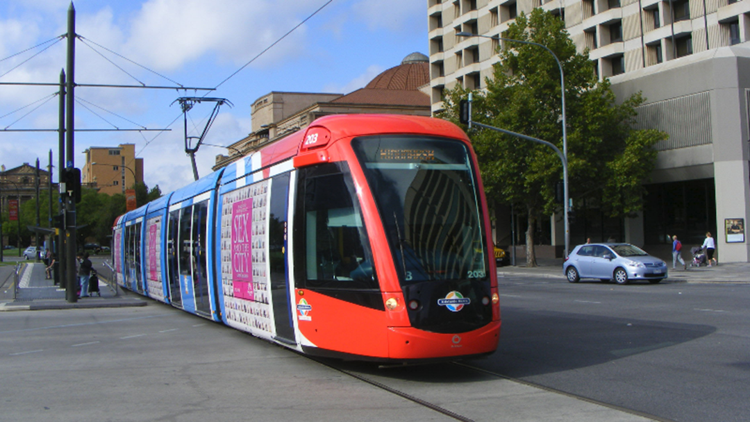 Tram Extension Works Starting This Weekend