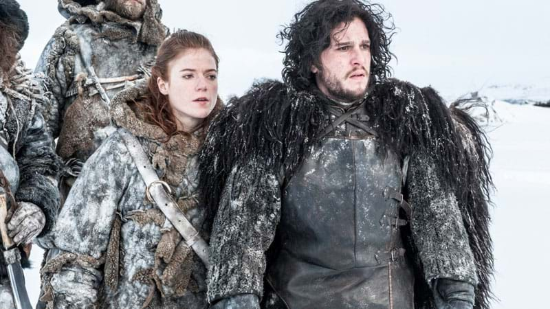 Kit Harington has addressed rumours that he's engaged to Rose Leslie