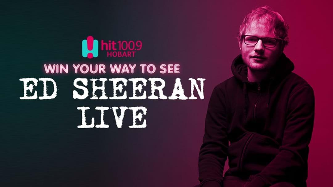 Win your way to Ed Sheeran LIVE!