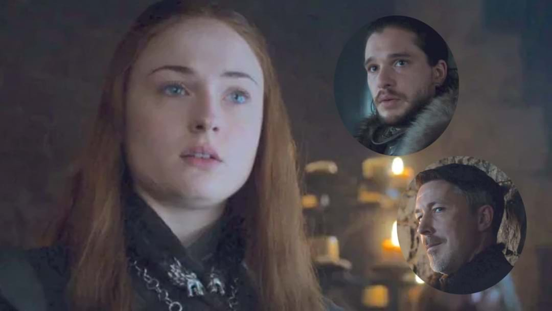 Sansa's Necklace Just Gave Away A Major GOT Twist!