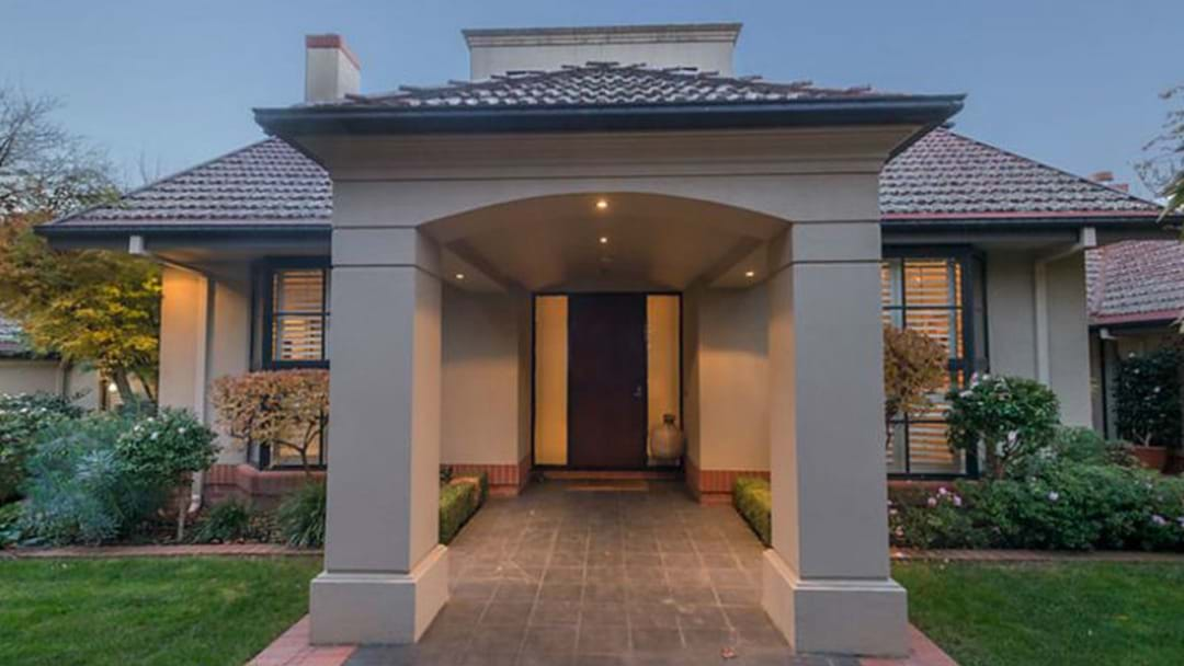 FORREST MANSION: HIGHEST AUCTION SALE IN CANBERRA THIS YEAR