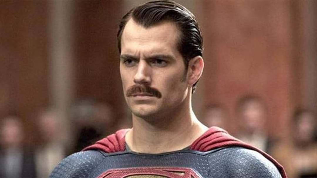 The Makers Of 'Justice League' Are Having To Digitally Remove Superman's New Mo