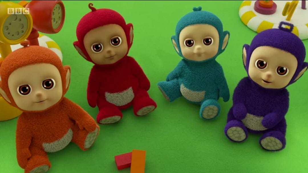 The Internet Just Realised The Teletubbies Had Babies & Can't Handle It