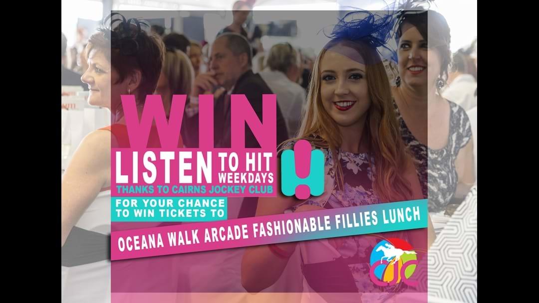 Oceana Walk Arcade Fashionable Fillies Lunch
